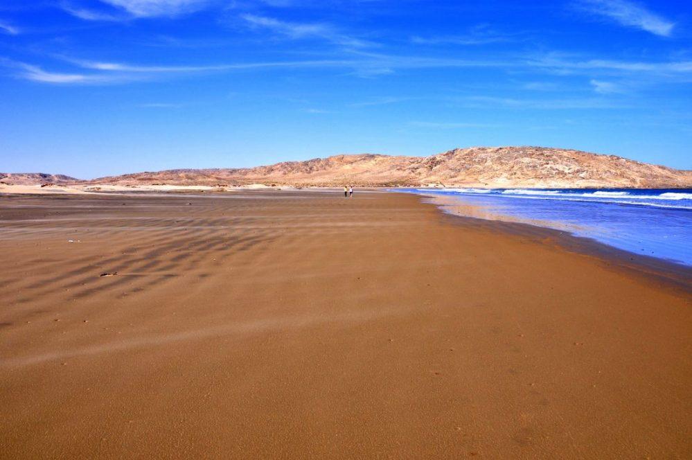 Namibia : Agate Bay