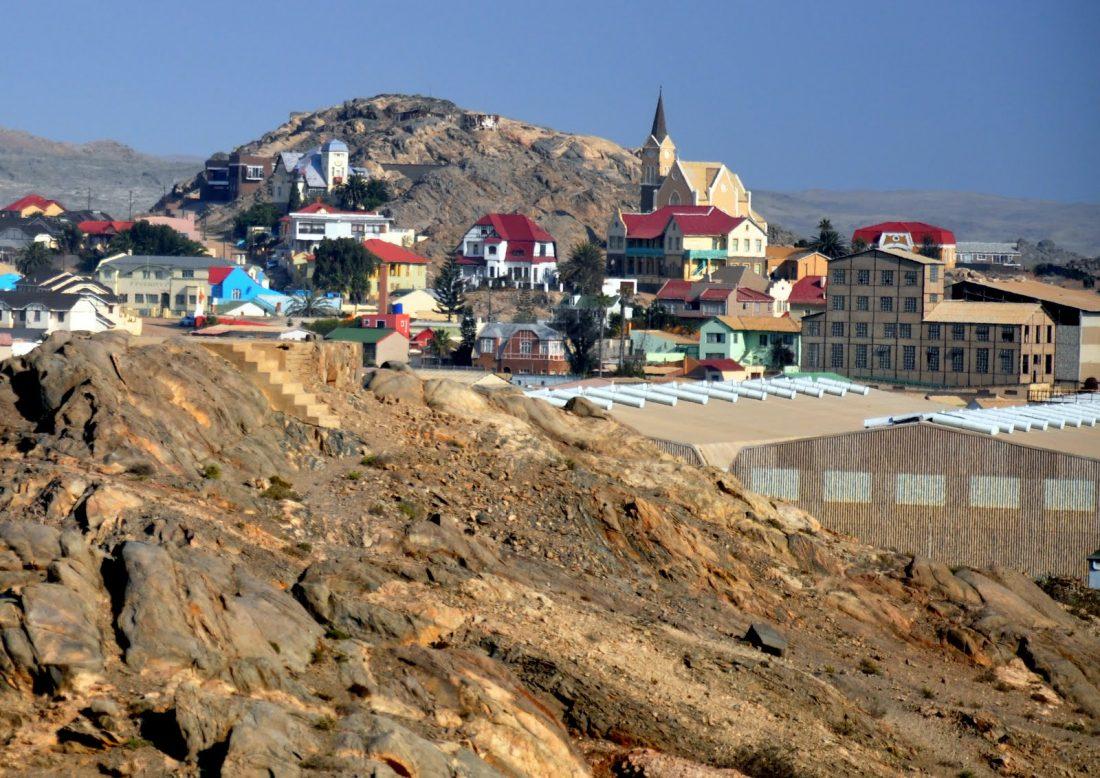 Namiibia : Luderitz