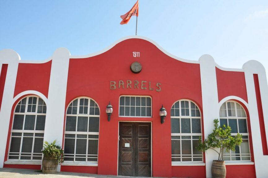 Luderitz Barrels Restaurant