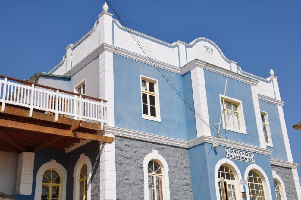 Luderitz : Hansa Haus Guesthouse