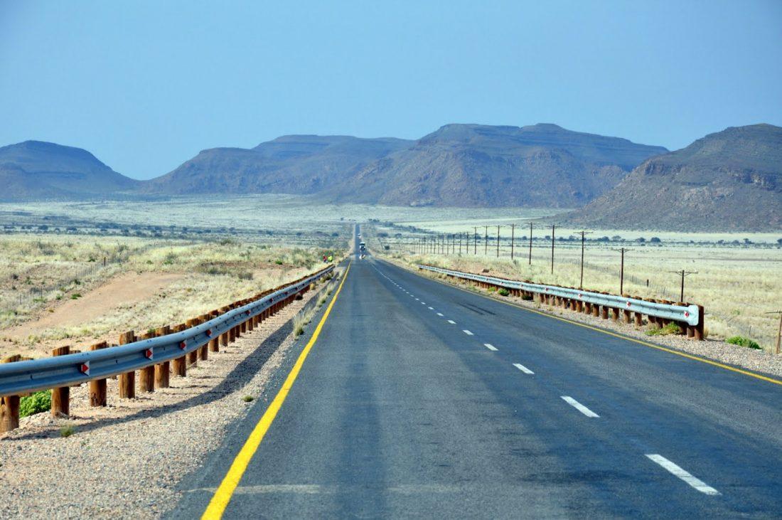 Namibia : C13 road Rosh Pinah