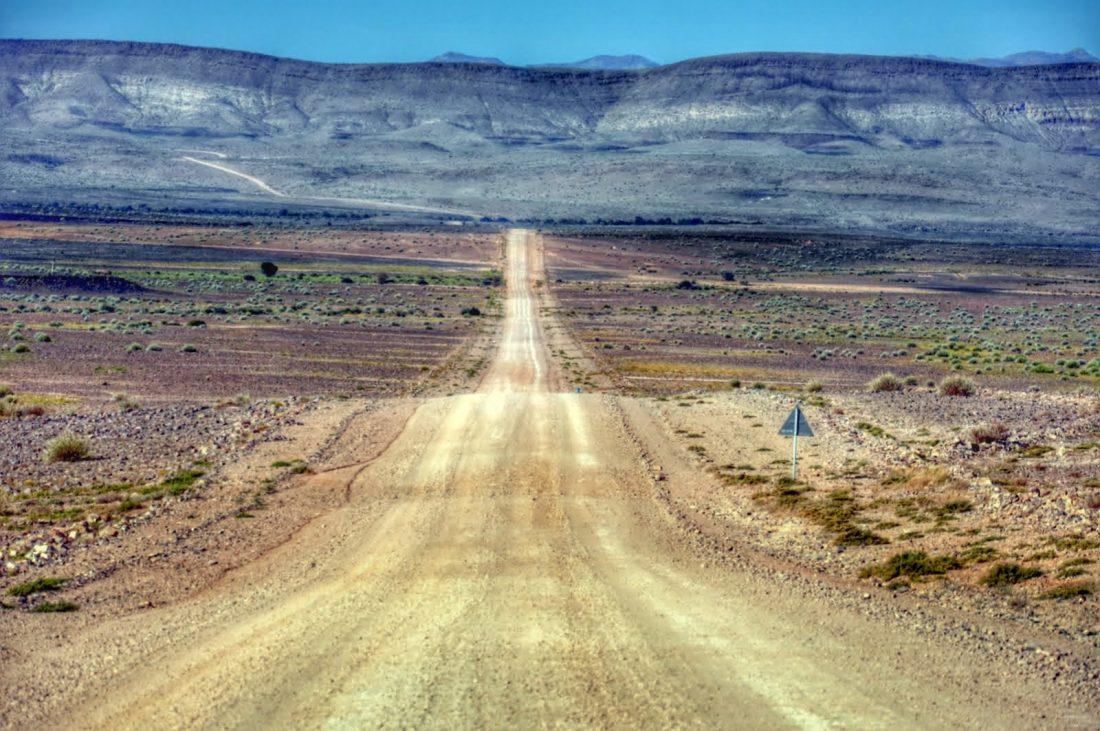 Between Hobas and Gondwana