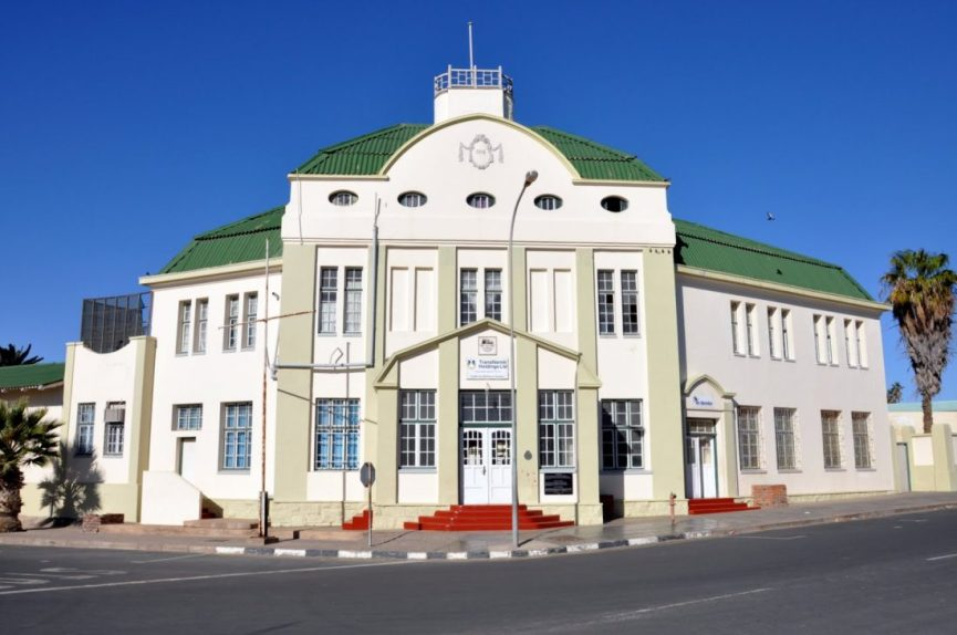 Namiba : Luderitz