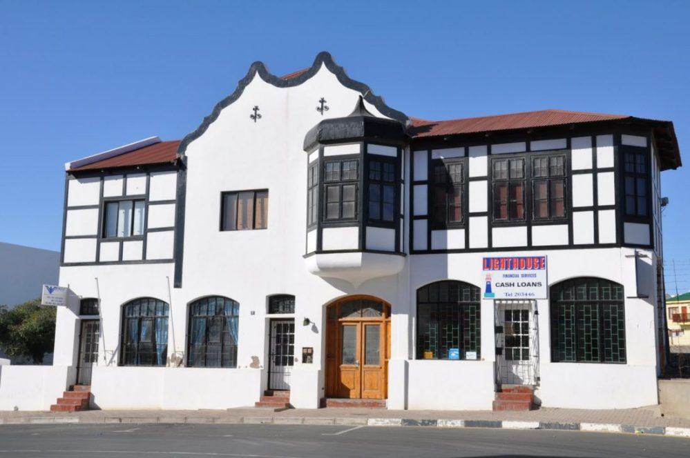 Namibia : Luderitz