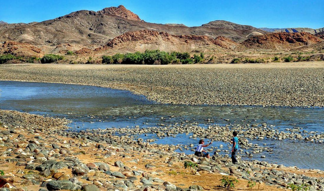 Richtersveld Transfrontier Park : Orange River