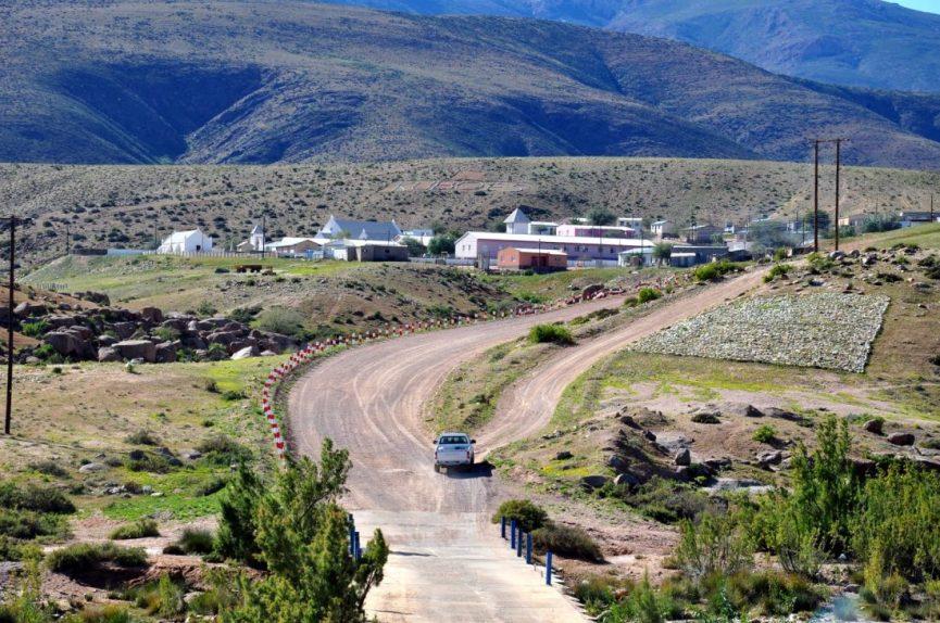 Richtersveld Transfrontier Park : Khuboes