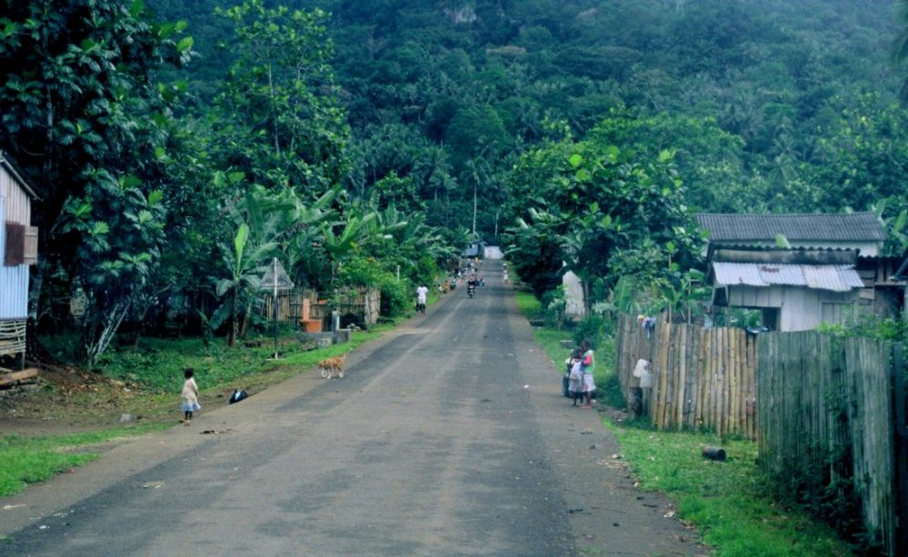 Sao Tome e Principe : Angolares area