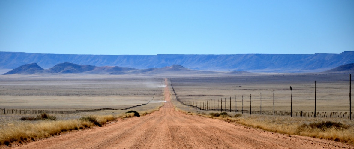 Namibia : Gravel road C13