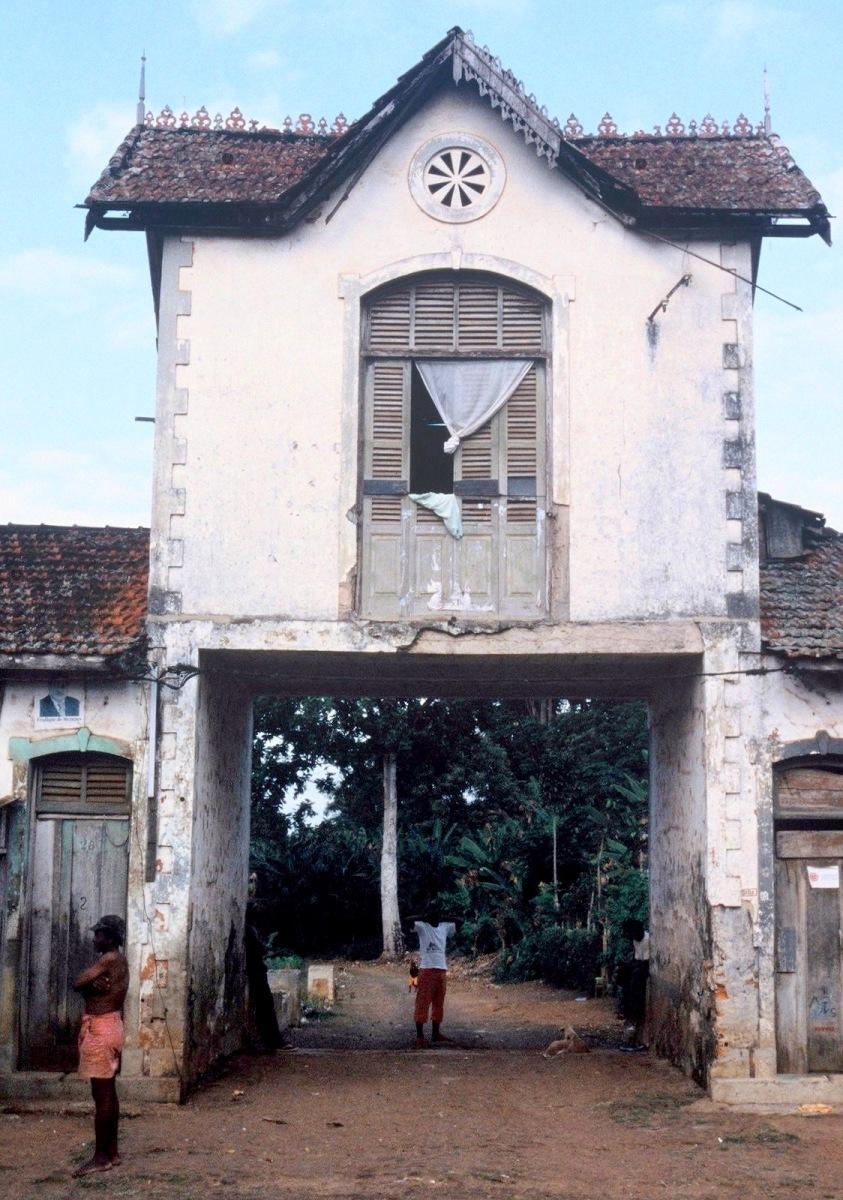 Sao Tome e Principe : Roça Uba Budo