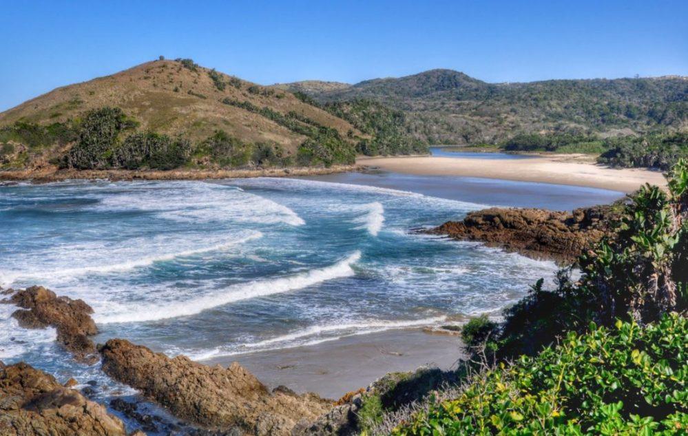 Hluleka Nature Reserve : Coastline Trail