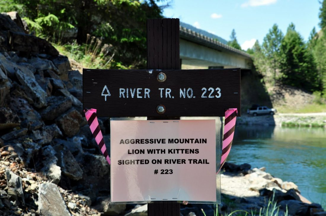 Montana Byway 135 (River trail)