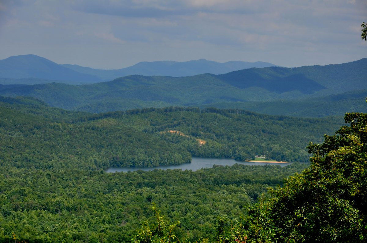 Great Smoky Mountains: Cherohala Skyway