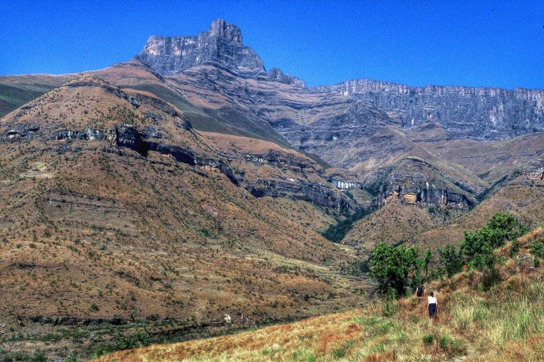 uKhahlamba / Drakensberg : Amphiteatre