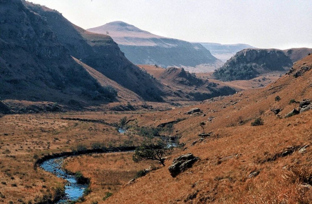 uKhahlamba / Drakensberg Giant's Castle