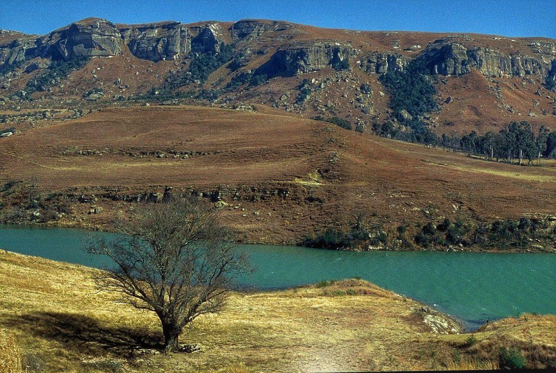 uKhahlamba / Drakensberg : Royal Natal National Park