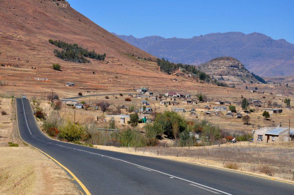 From Leribe to Katse Dam