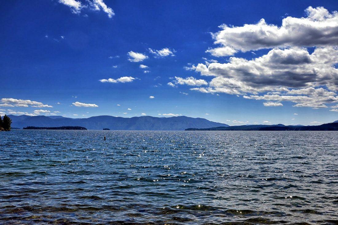 Idaho Lake Pend Oreille