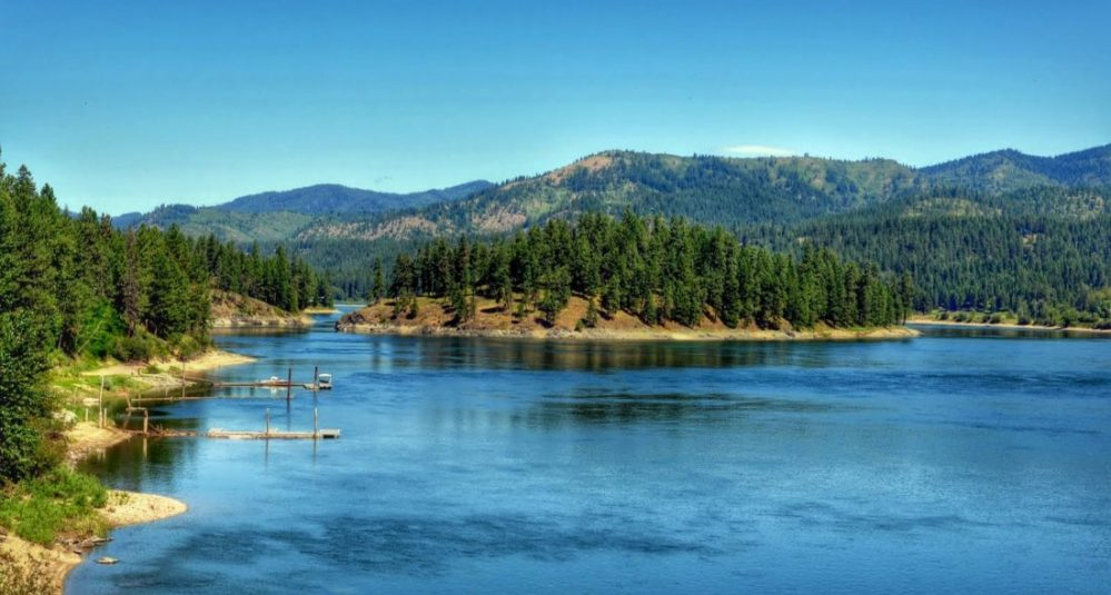 Idaho Pend Oreille River