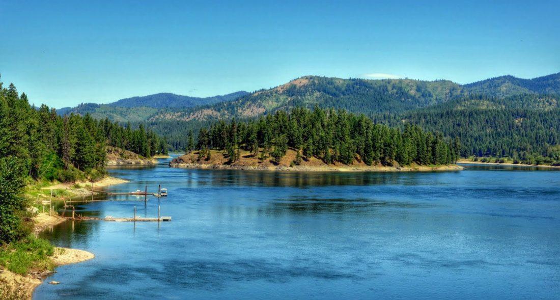Idaho Pend Oreille River
