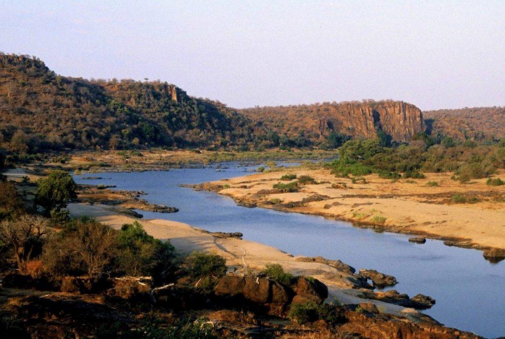 Kruger Park : Olifants River