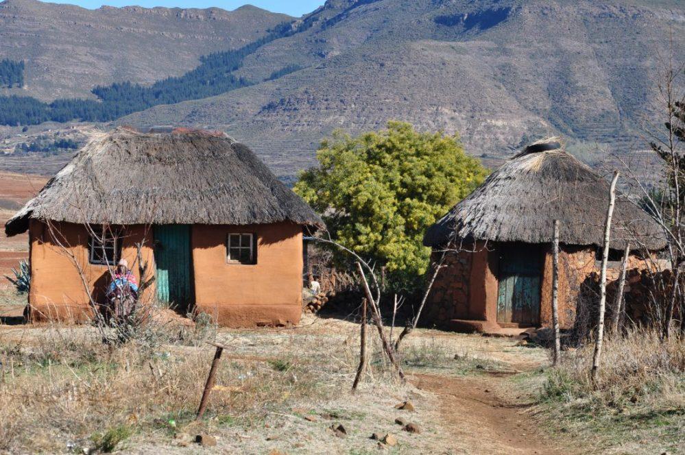 Lesotho : Malealea Village