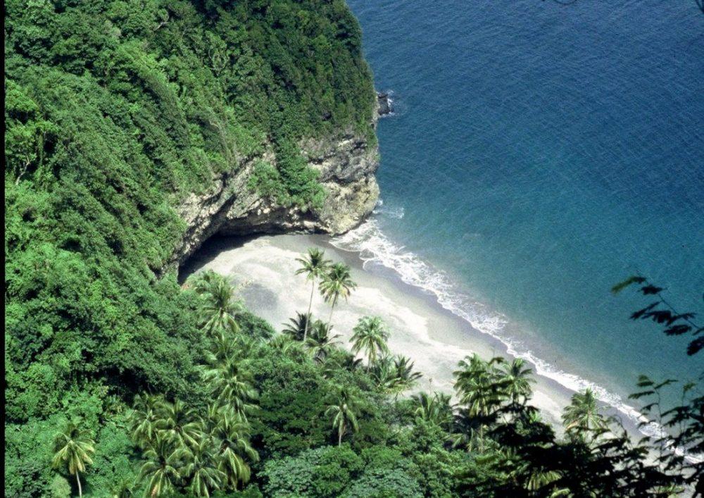 Martinique : Trace Prêcheur-Grand-Rivière (Anse à Voile)
