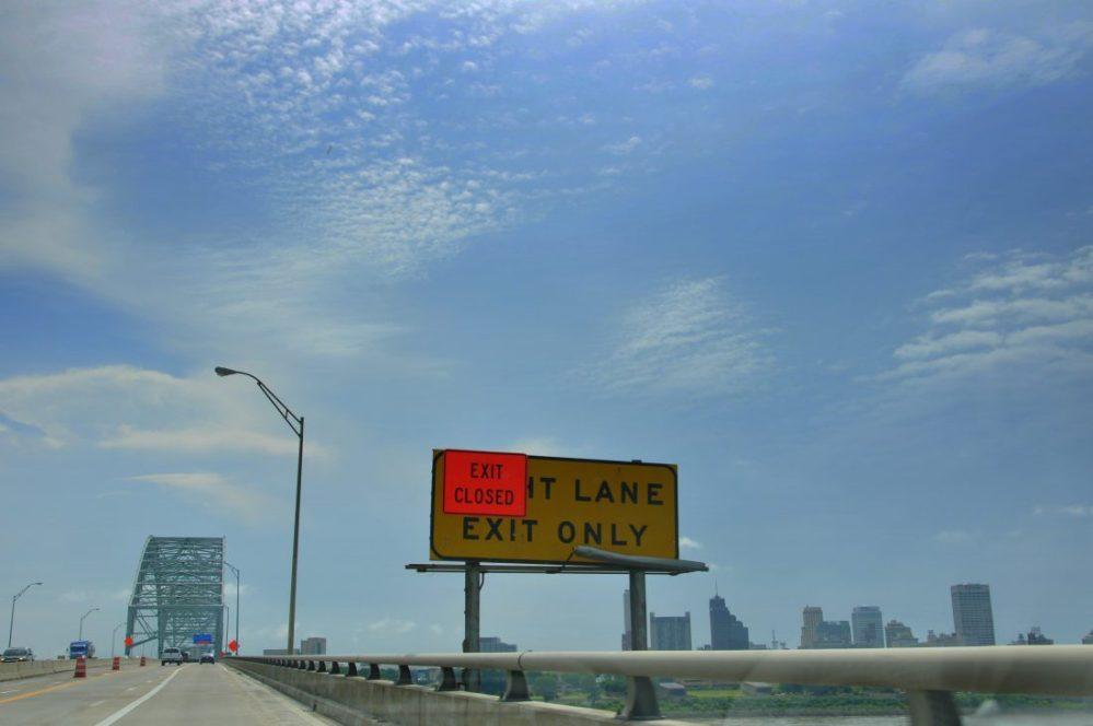 Memphis Hernando de Soto Bridge