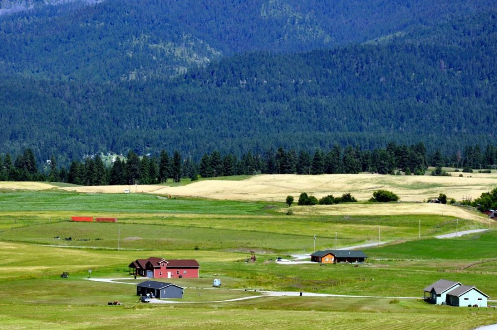 Montana : Mission Valley