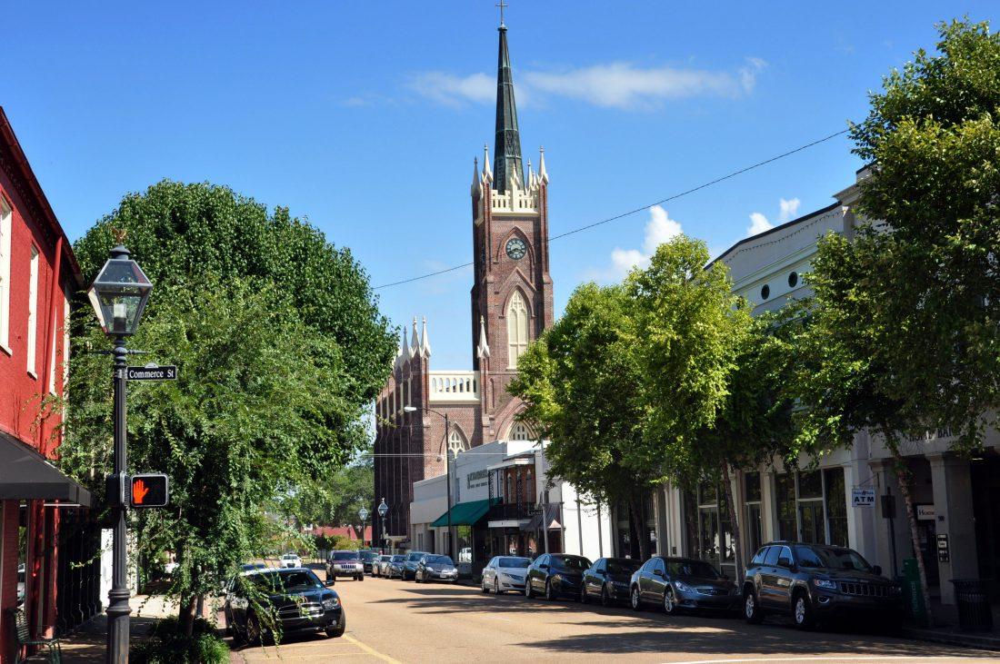 Mississipi : Natchez St. Mary Basilica