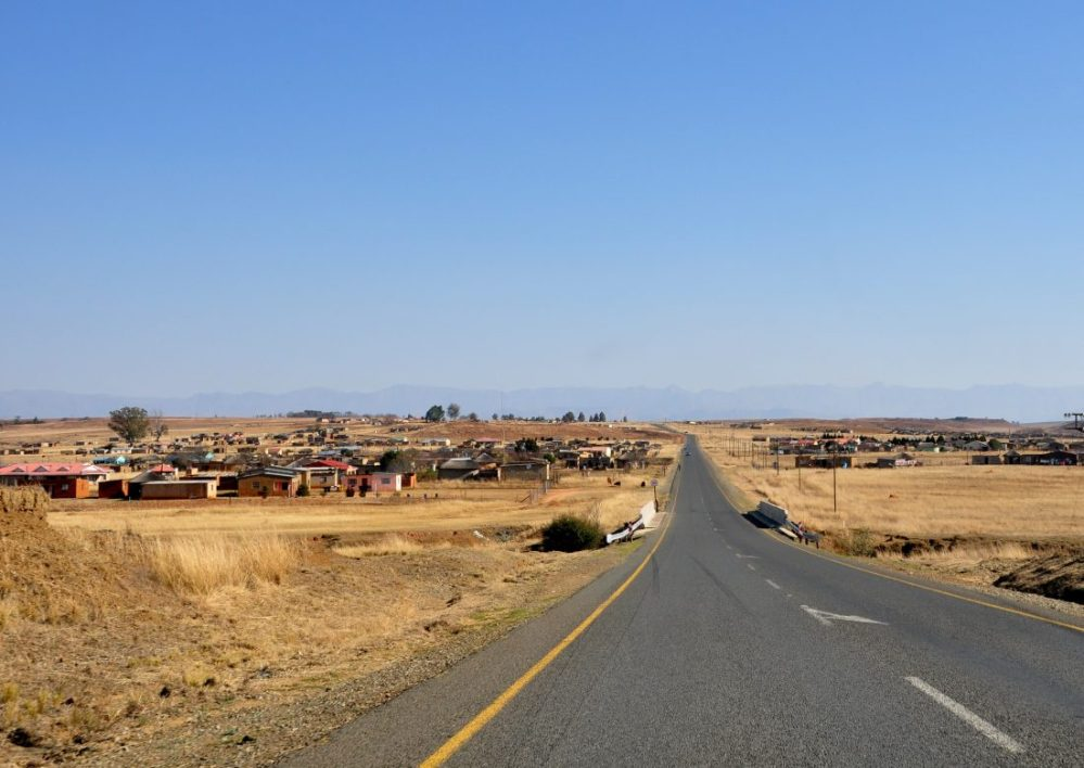 Road to Harrismith
