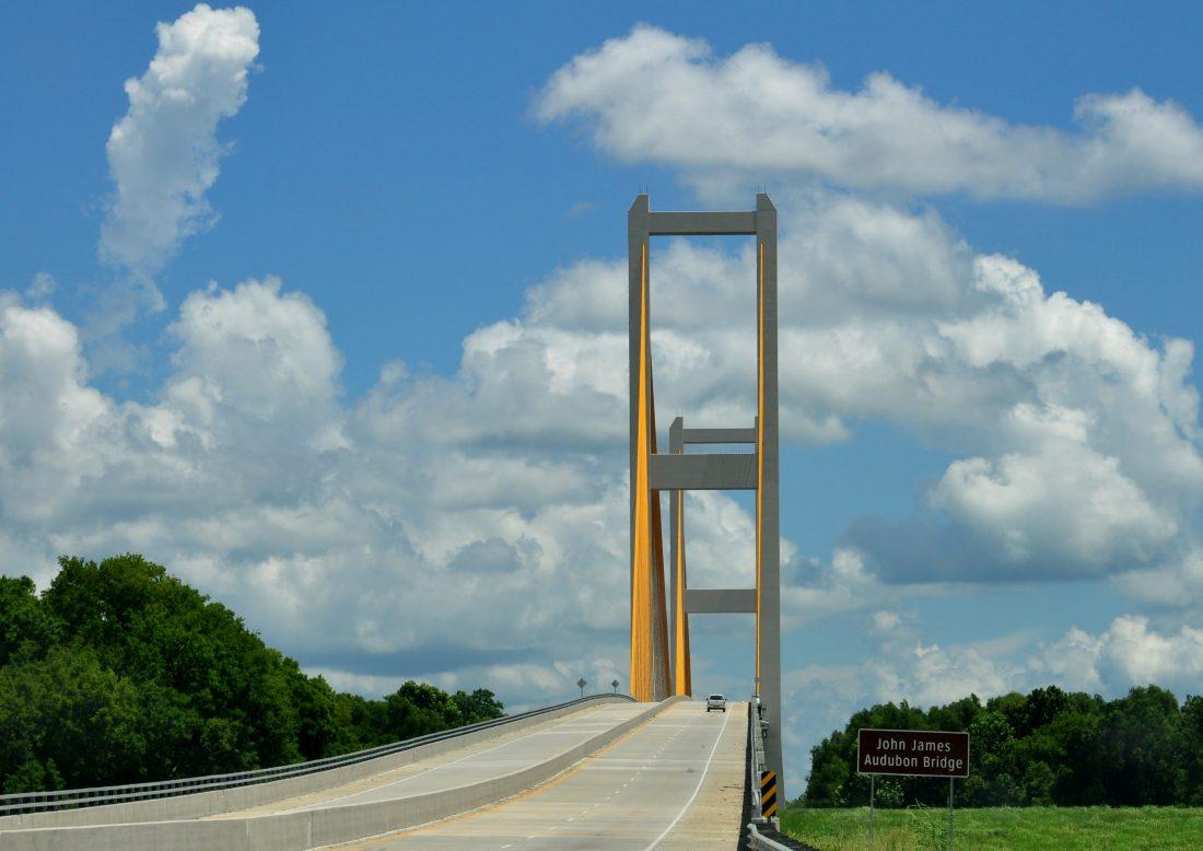 Way to Saint Francisville