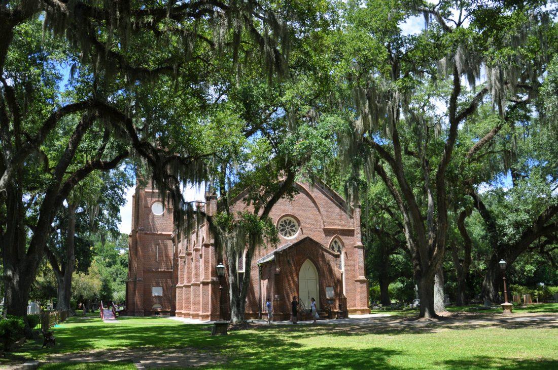 US Route 61 : Saint Francisville : Grace Episcopal Church