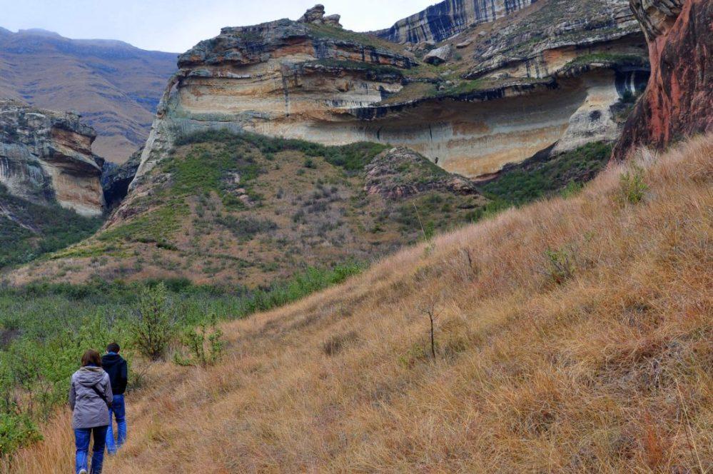 Golden Gate Highlands National Park Brandwag Trail