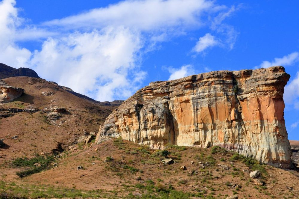 South Africa : Golden Gate Highlands