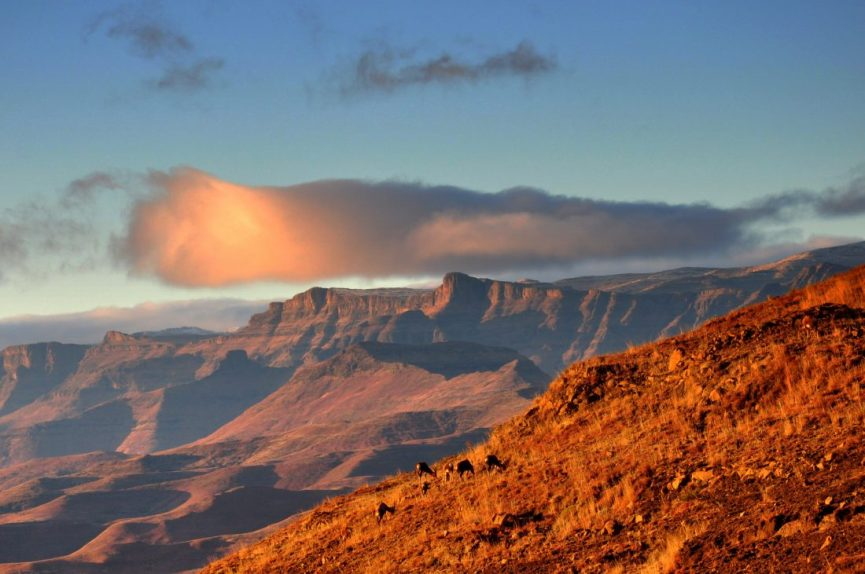 South Africa : Highlands Mountain Retreat
