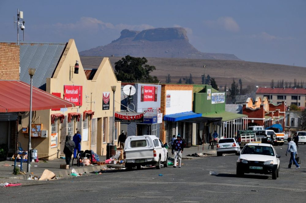 South Africa : Harrismith