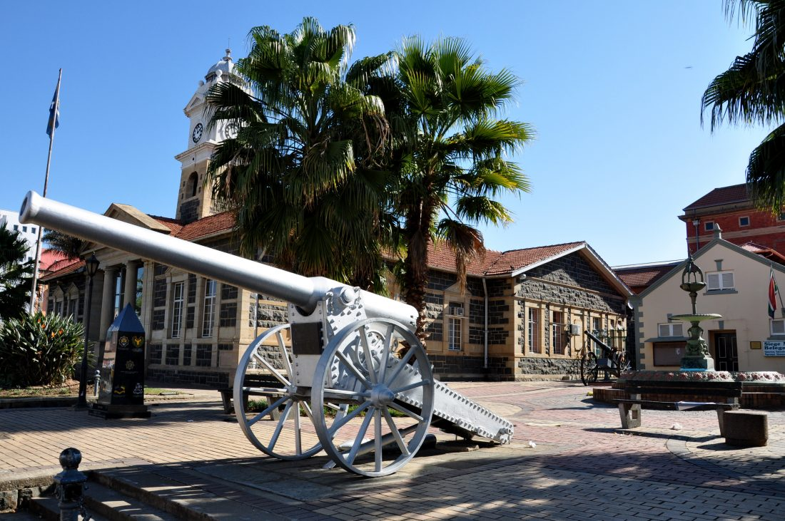 South Africa : Ladysmith