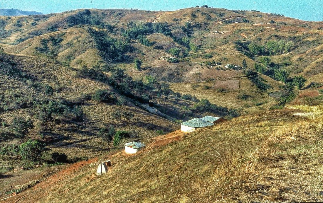 South Africa : Valley of a 1000 Hills