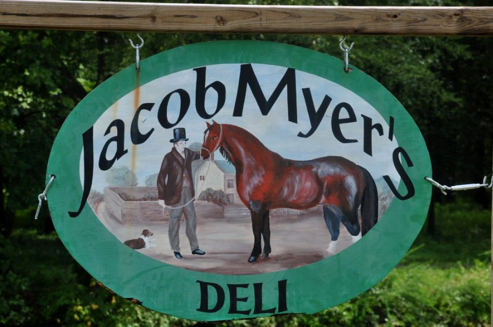 Tennessee : Jacob Myer's Deli