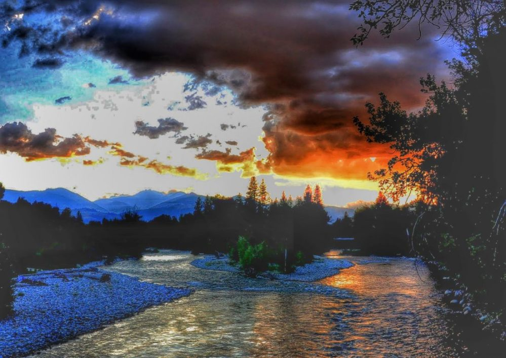 Winthrop : Meadow River
