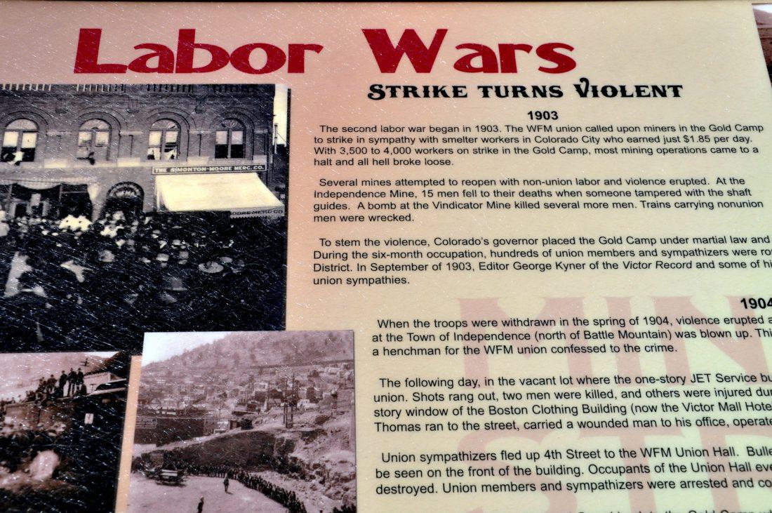 Colorado : Victor strike