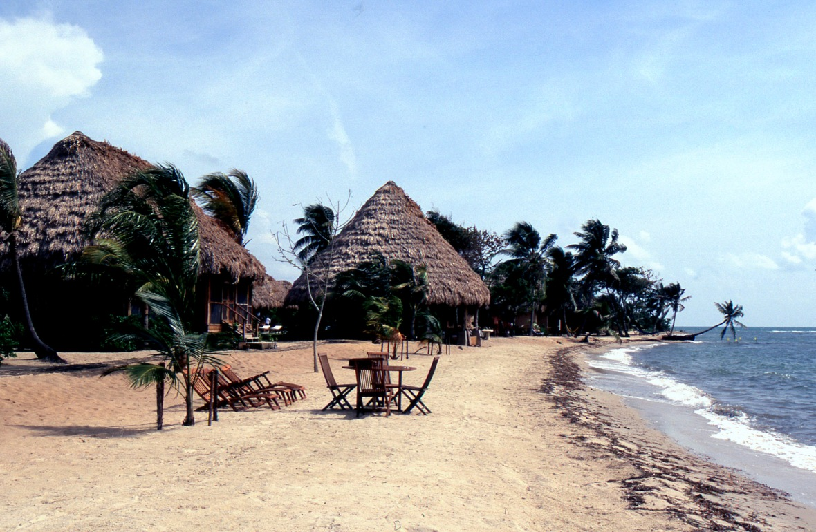 Belize : Placencia Turtle Inn