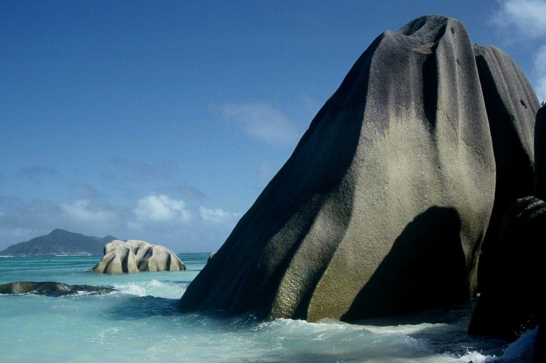 La Digue : Anse Source d'Argent