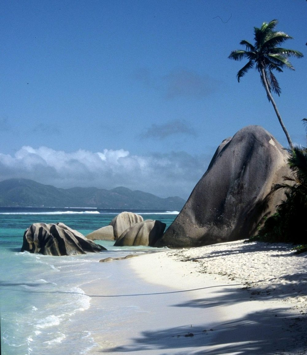 La Digue : Anse Source d'Argent