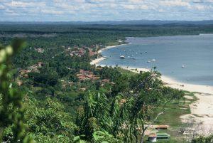 Bahia : Ilha de Tinhare / Cachoeira