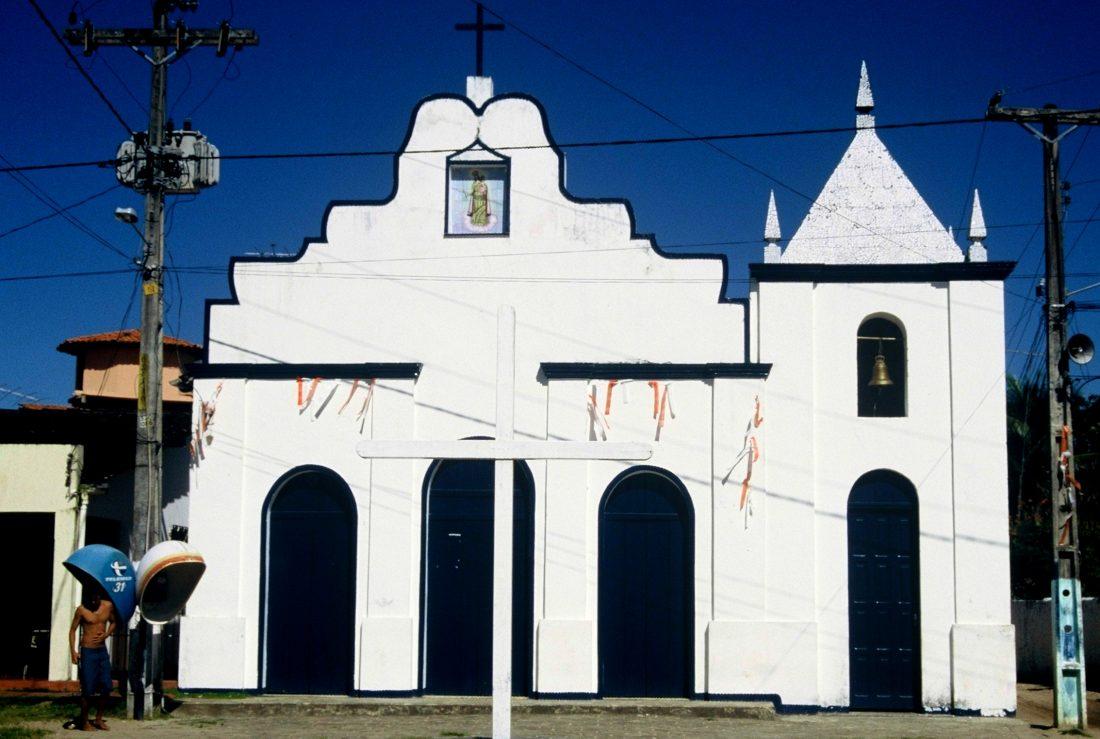 ilha de Tinharé : Igreja Nossa Senhora da Luz
