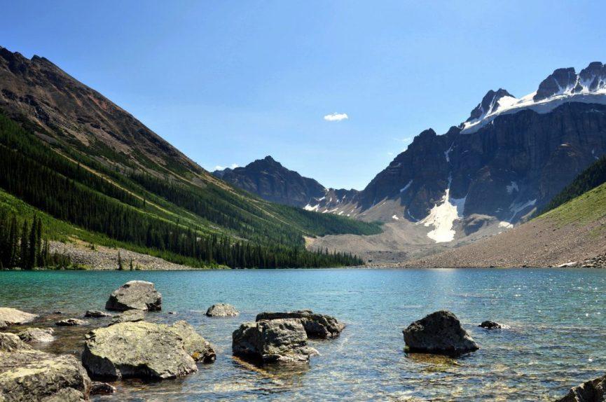 Banff National Park (Consolation Lake Trail)