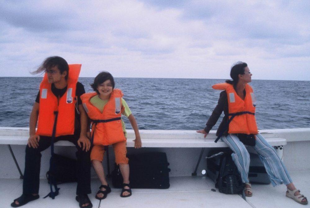 Ponta da Baleia-Ancoradouro para Barcos para Ilheú das Rolas