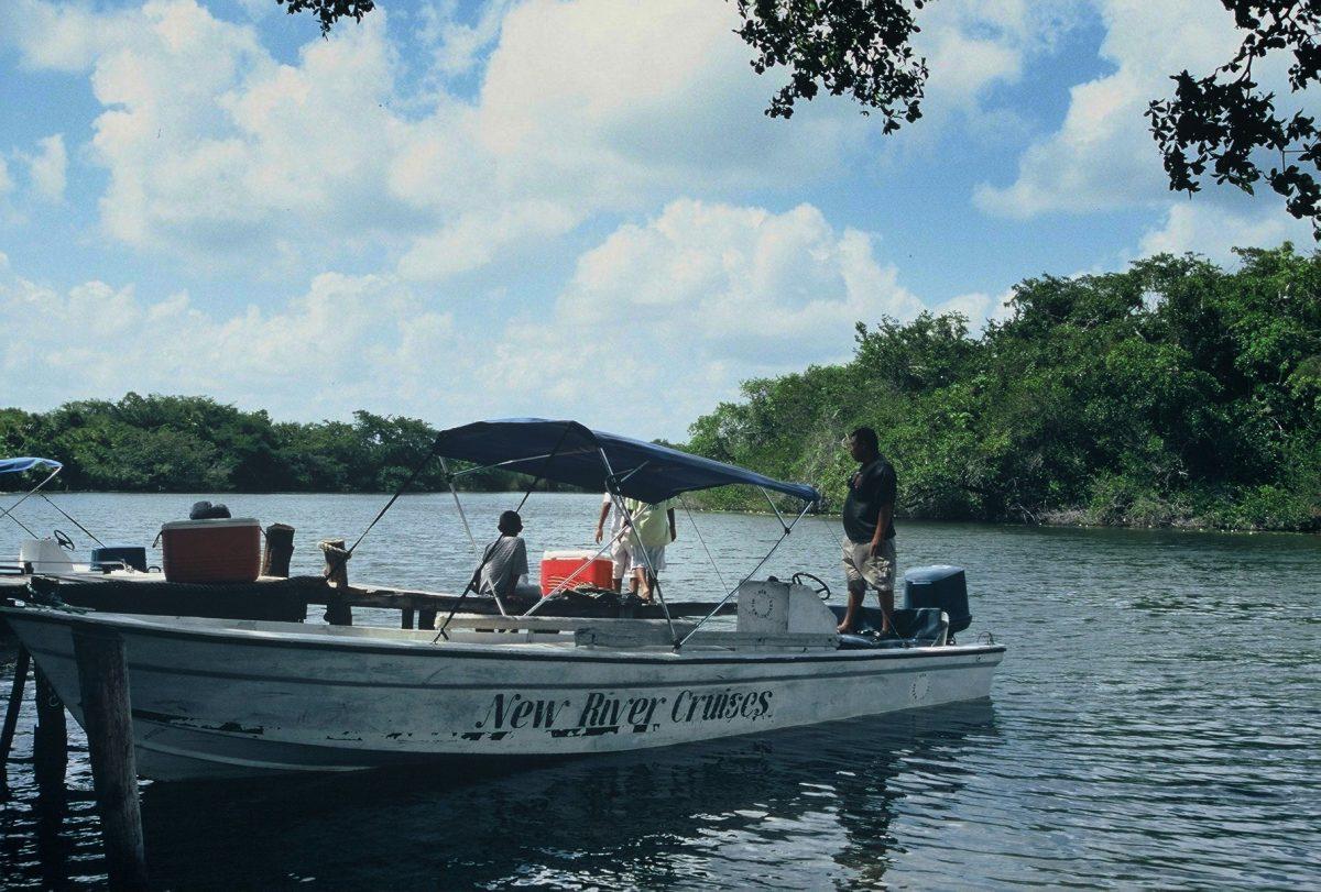 Belize : Lamanai River Tour