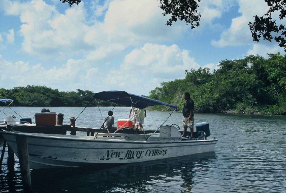 Belize : Lamanai River Tour